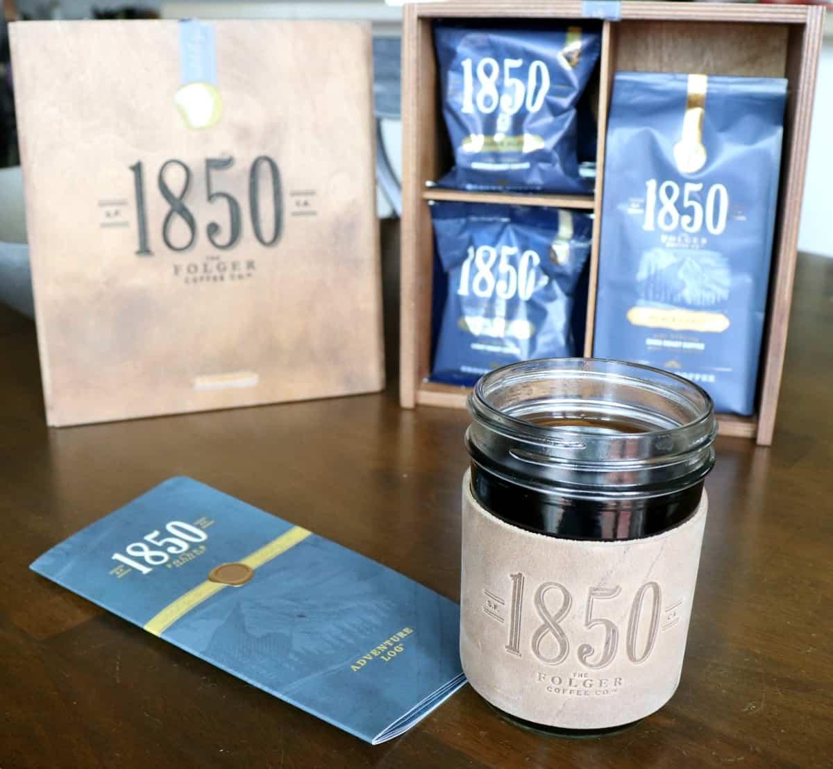 1850 coffee folder kit