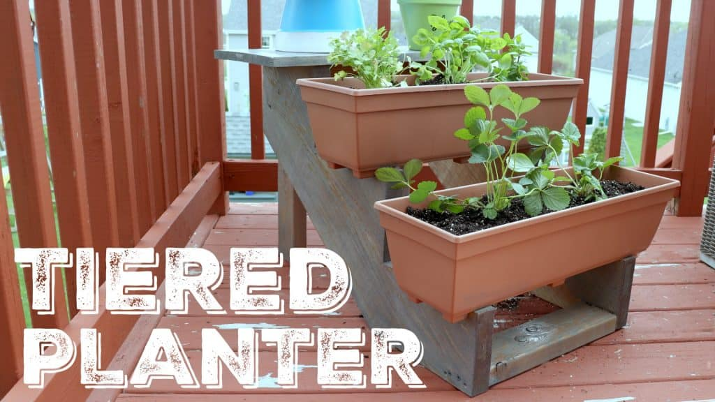 TIERED PLANTER VIDEO COVER