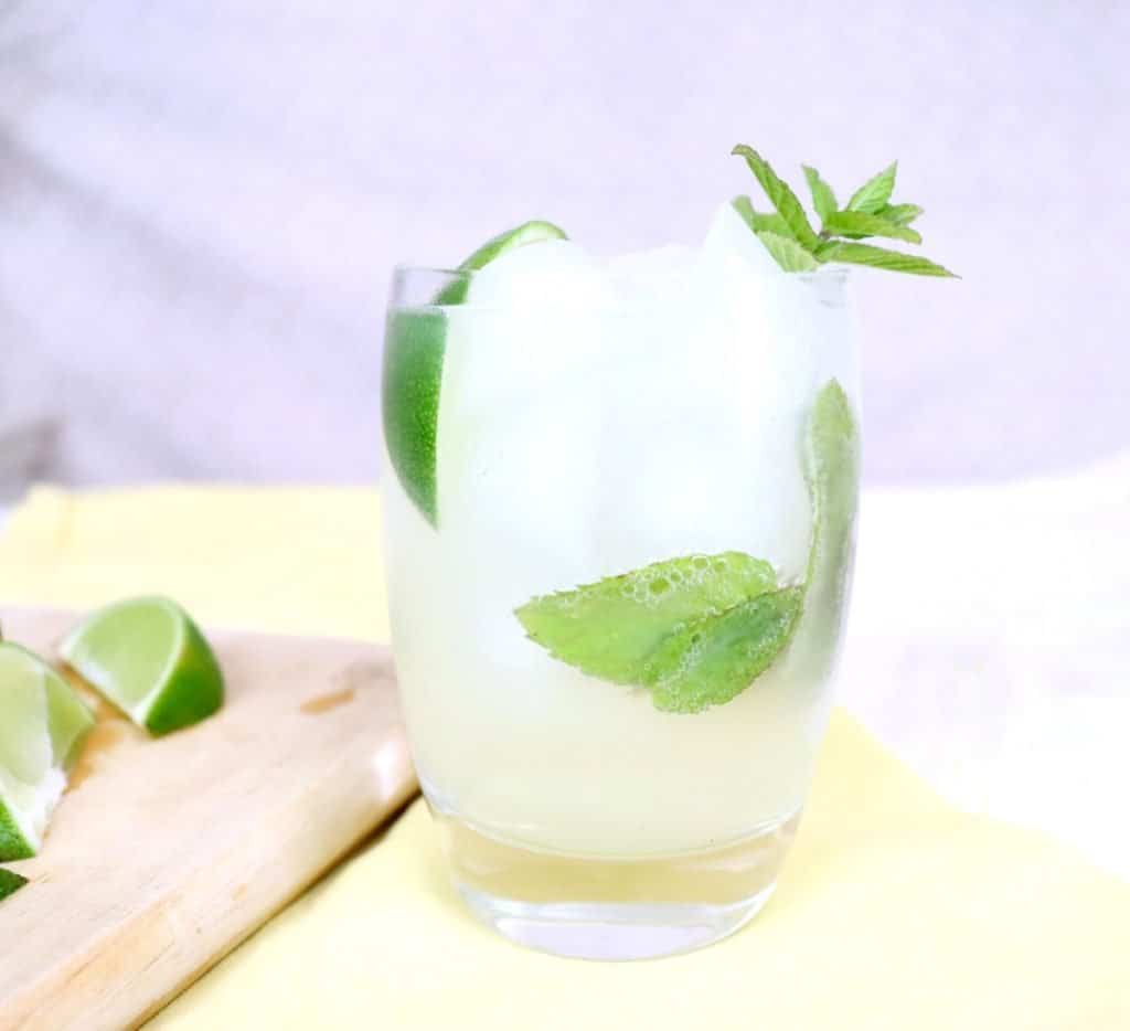 Ginger Beer Mojito Recipe