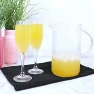 Sunday Brunch Peach Bellini Pitcher