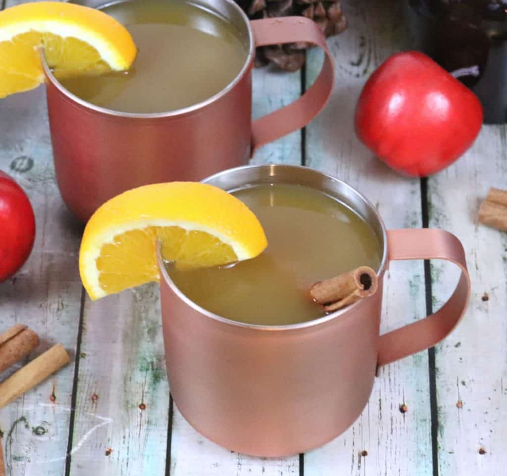 Mulled Apple Cider Made Easy