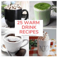 25 Indulgent Warm Drinks