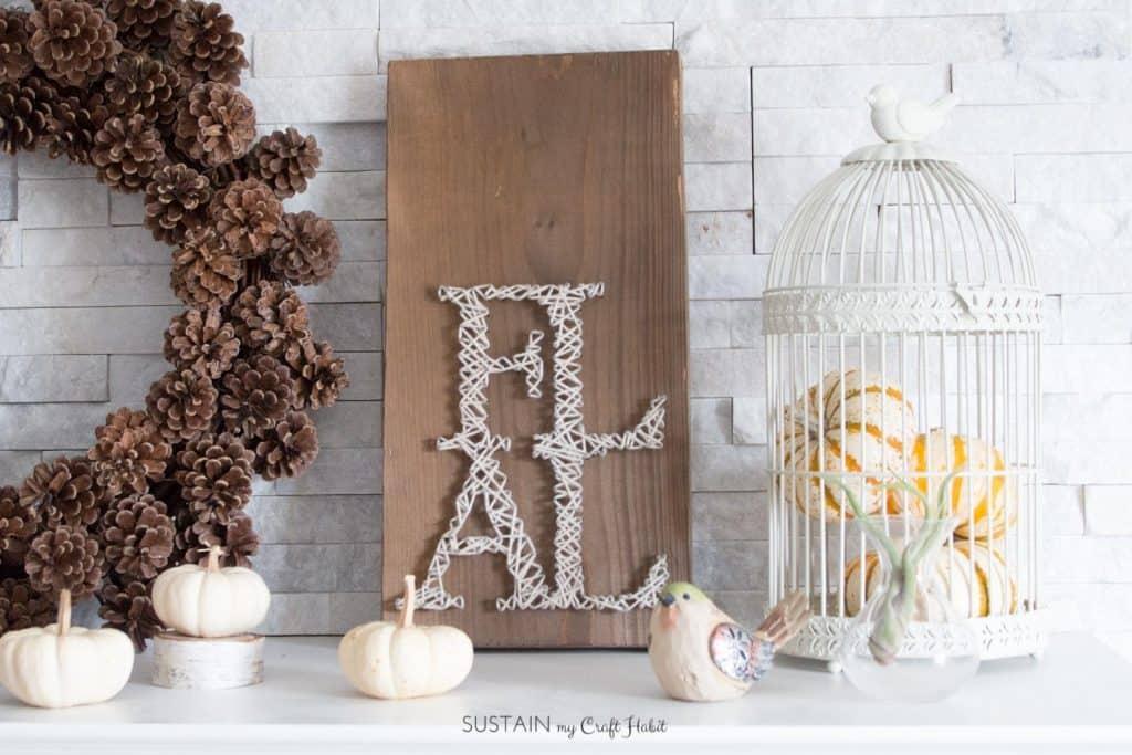 DIY-FALL-String-Art-Sustain-My-Craft-Habit