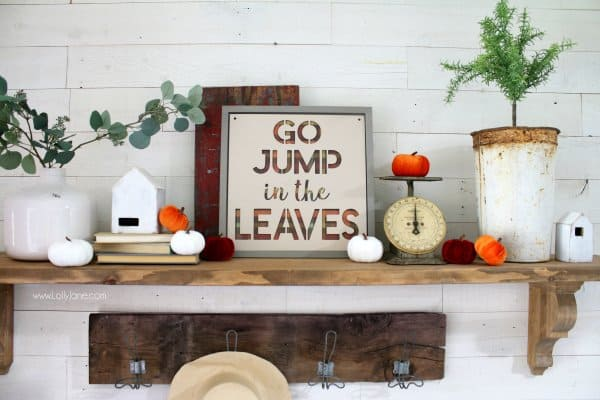 fall-mantel-decorating-ideas