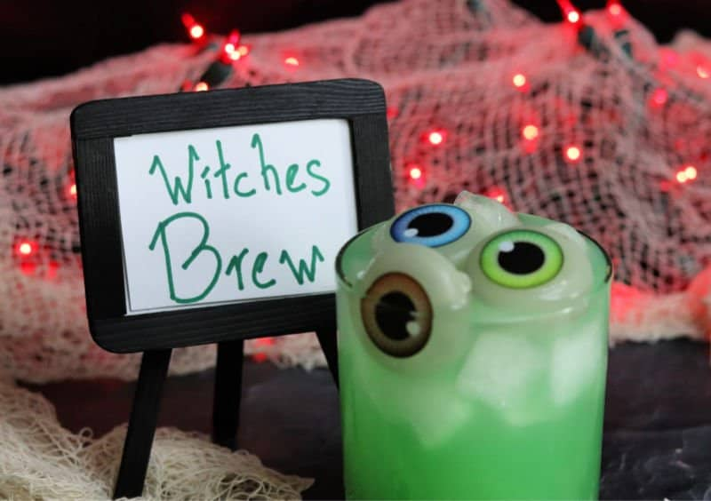 witches brew for Halloween