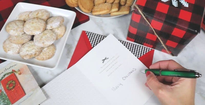 5 Tips for Hosting a Christmas Cookie Exchange cards