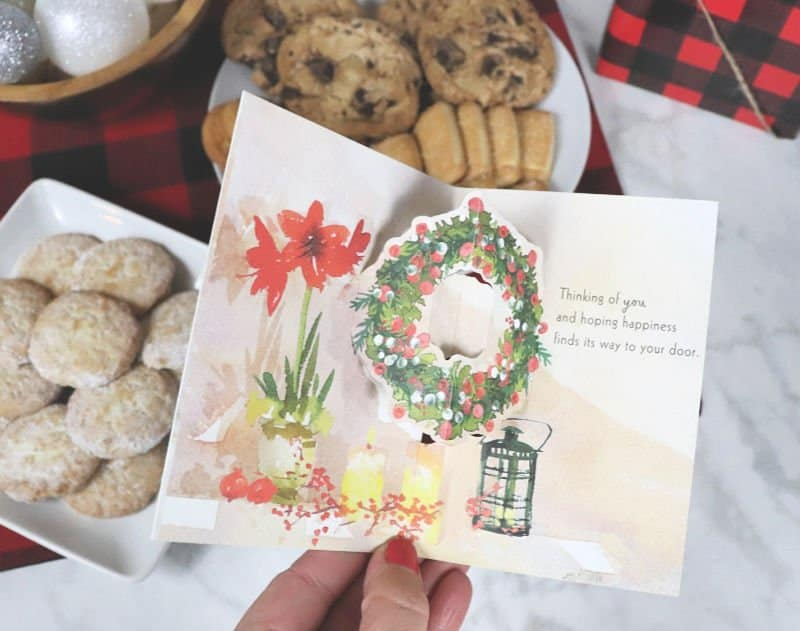 5 Tips for Hosting a Christmas Cookie Exchange open card