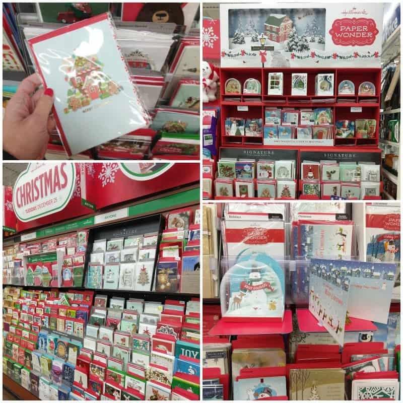 hallmark cards at Walmart 2018