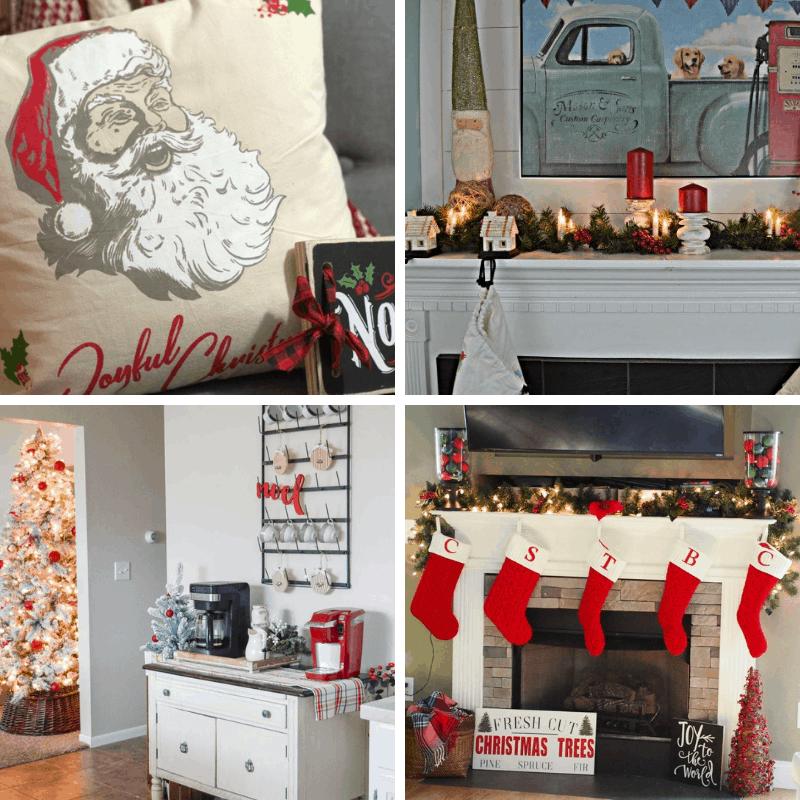 Creative Home Decor Youtube: 20+ Christmas Home Decor Ideas