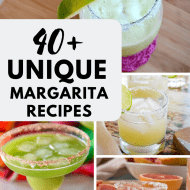 42 Margarita Recipes