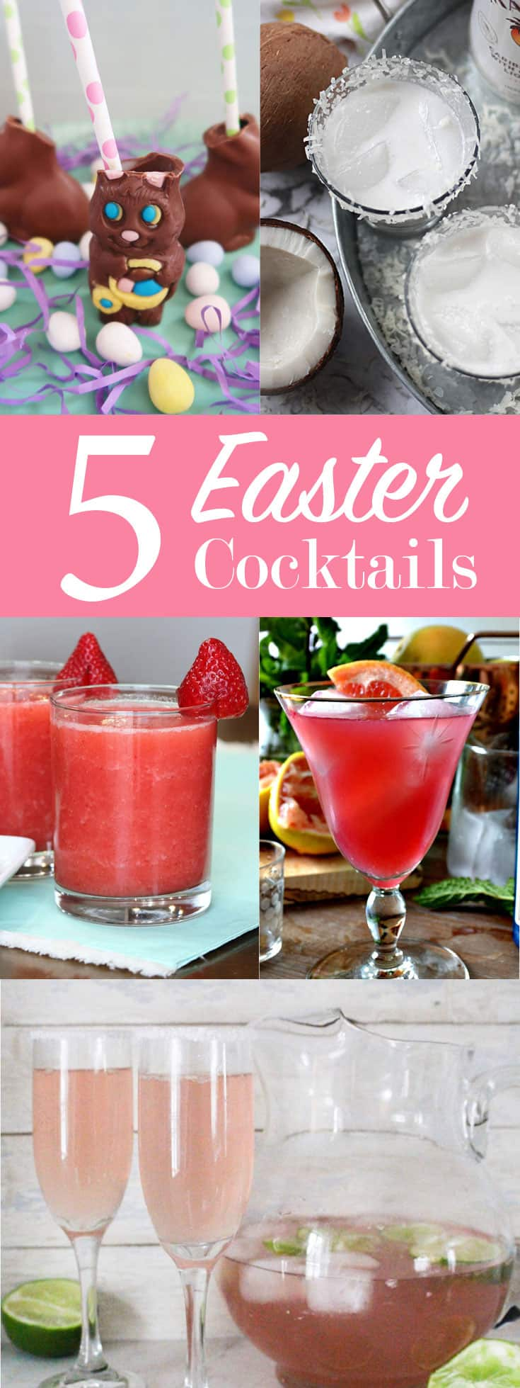 5 Easter Cocktails