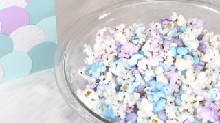 Mermaid Popcorn