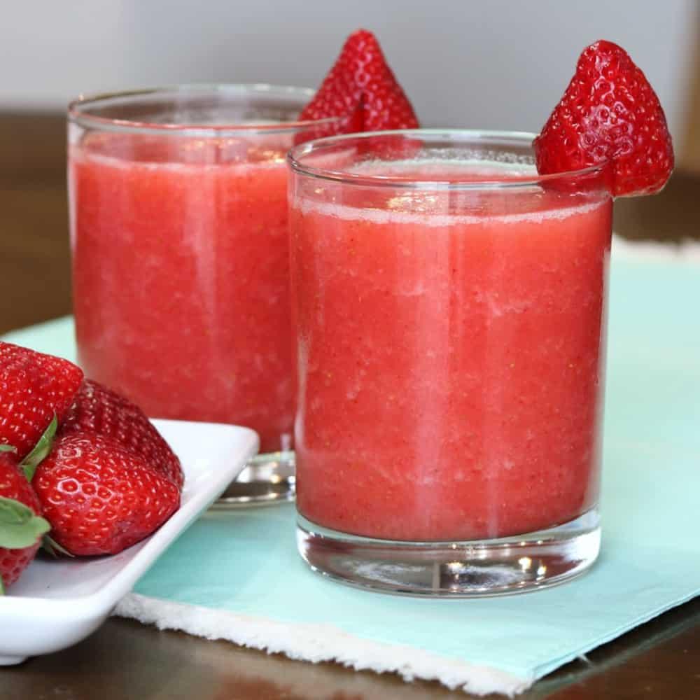 Strawberry Frosé Recipe