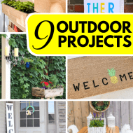 9 Outdoor Projects to Spruce up your Space