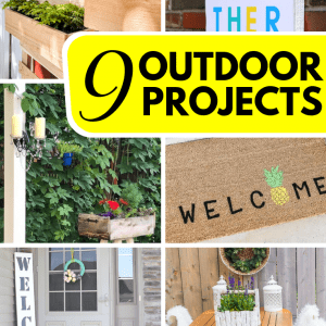 9 outdoor projects