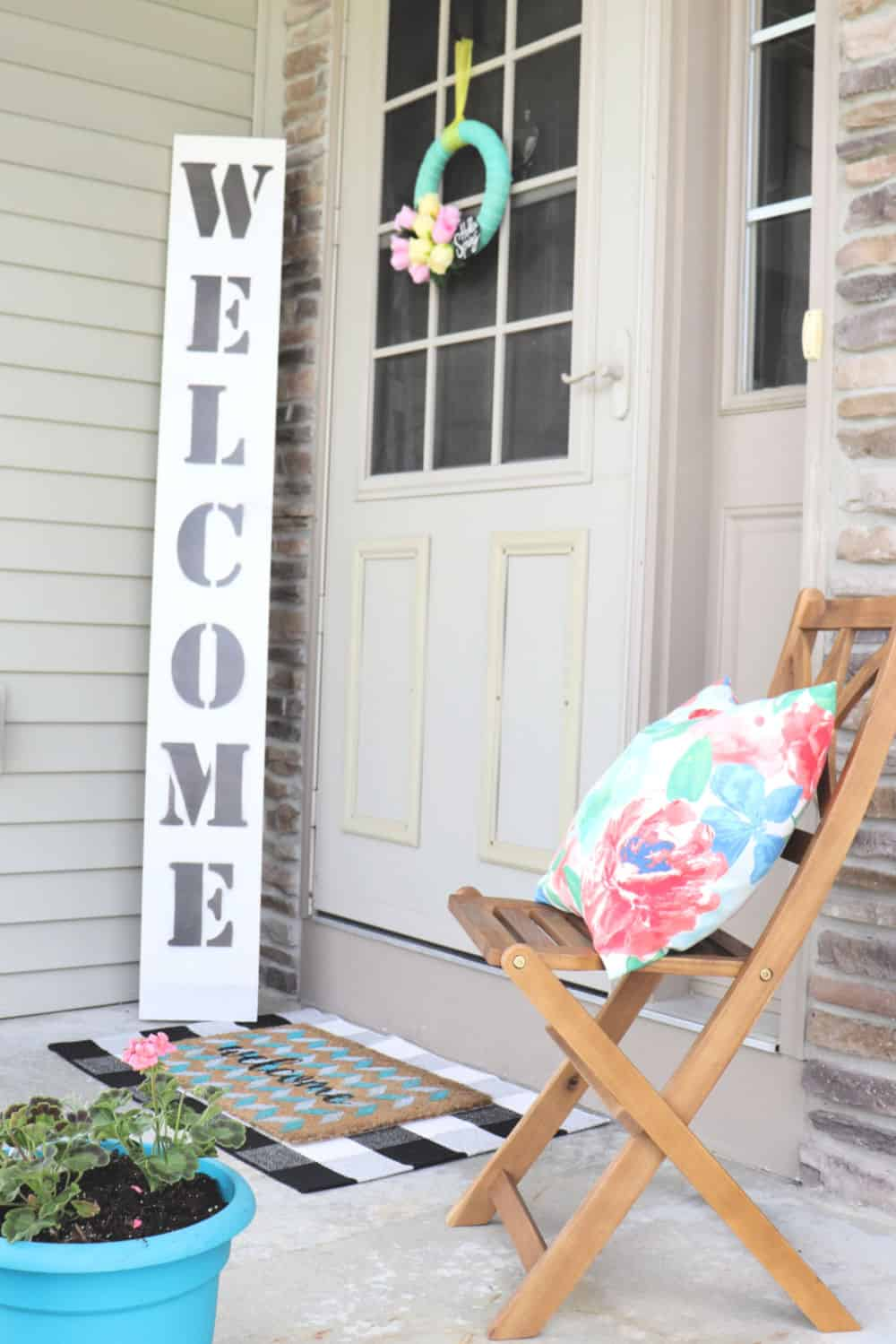 front porch curb appeal ideas