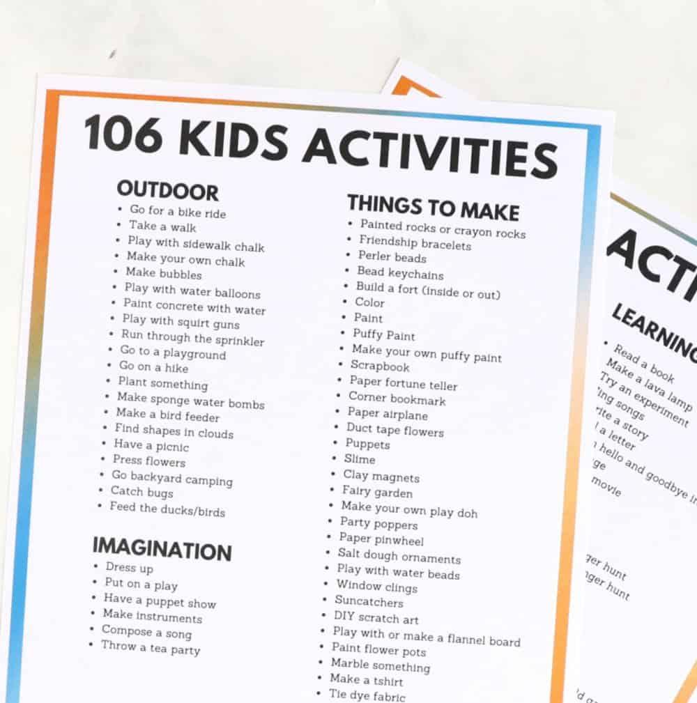 106-Kids-Activities-for-summer-printable