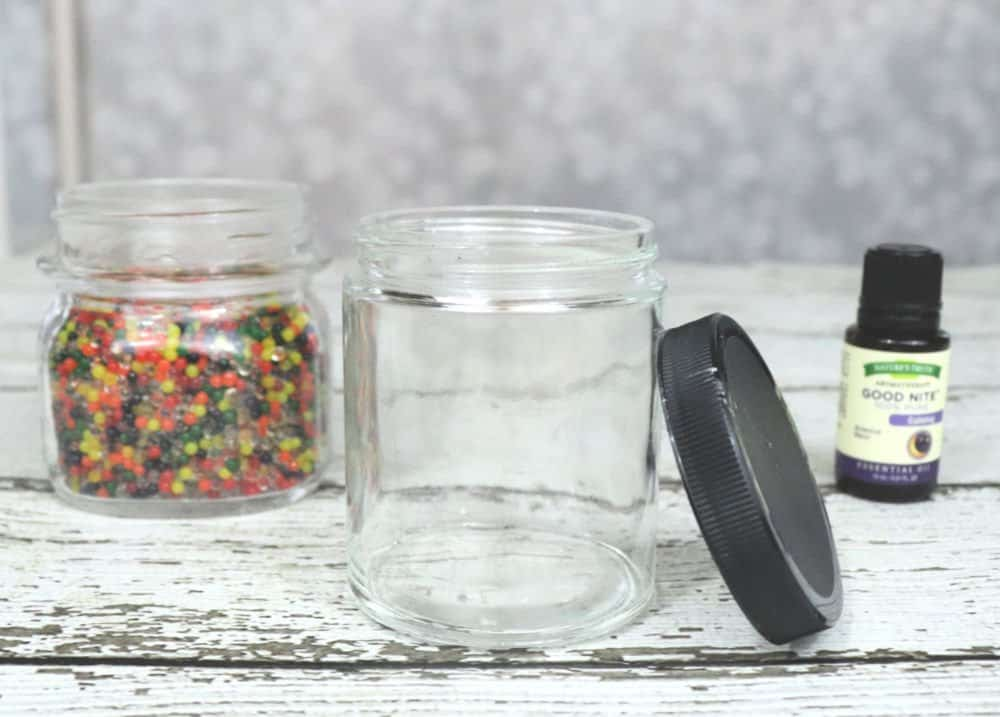 water bead essential oil diffuser supplies
