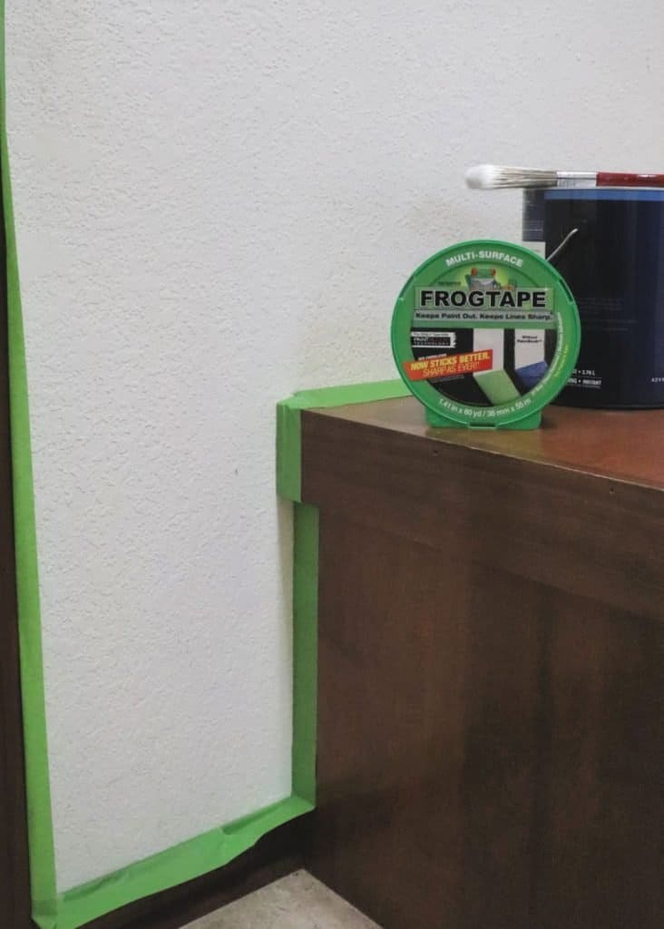 Frog tape - best painters tape for trim