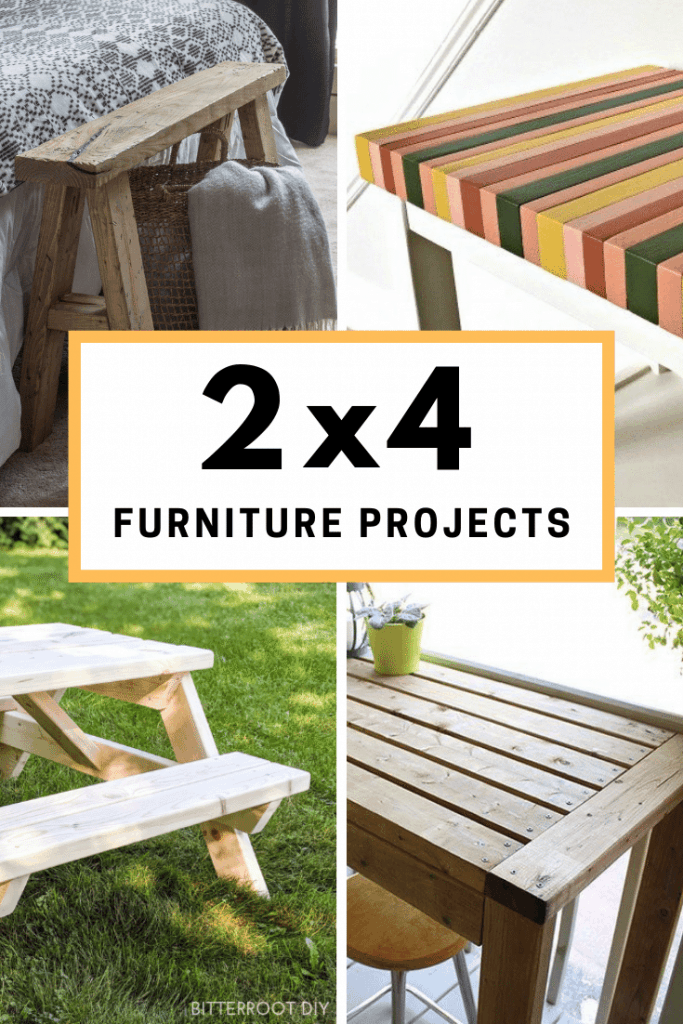 2x4 furniture projects