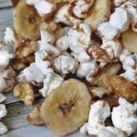 Banana Bread Popcorn