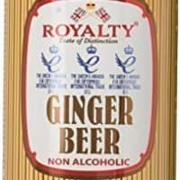 Royalty Ginger Beer 11oz - (4 Pack)