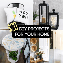 DIY Projects for your home square