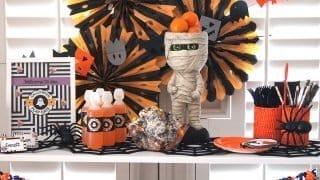 Host a Kids Halloween Play Date