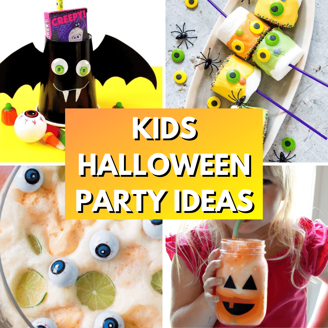 The Ultimate List of Kids Halloween Party Ideas