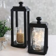 How to Build a Simple Wood Lantern