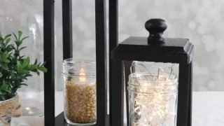 How to Make a Simple Wood Lantern