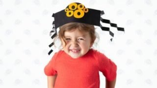 DIY Halloween Hats with Free Printables