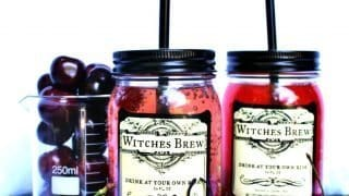 Witches Brew Recipe is the Perfect Halloween Drink - Witches Brew Mason Jar