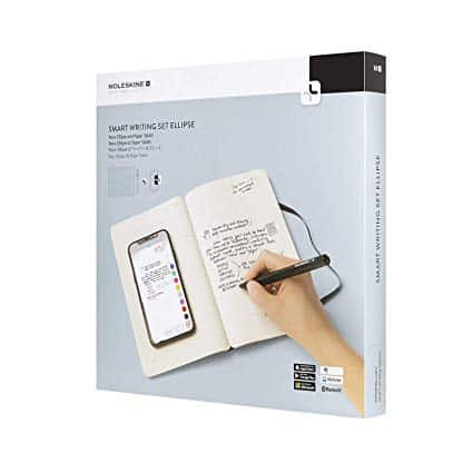 Moleskine Pen+ Ellipse Smart Writing Pen and Notebook
