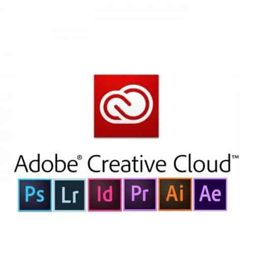 Dream bigger. Creative Cloud.