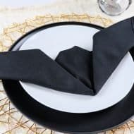 How to Fold a Bat Napkin for Halloween