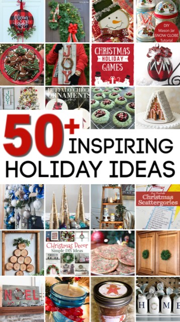 50 best DIY holiday ideas for you