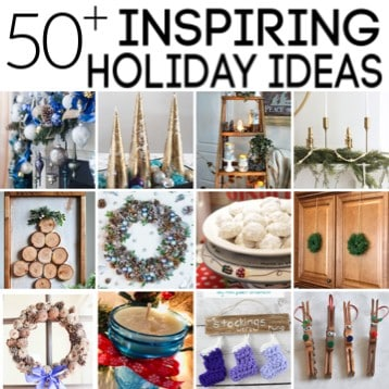 50 DIY Holiday Ideas for You