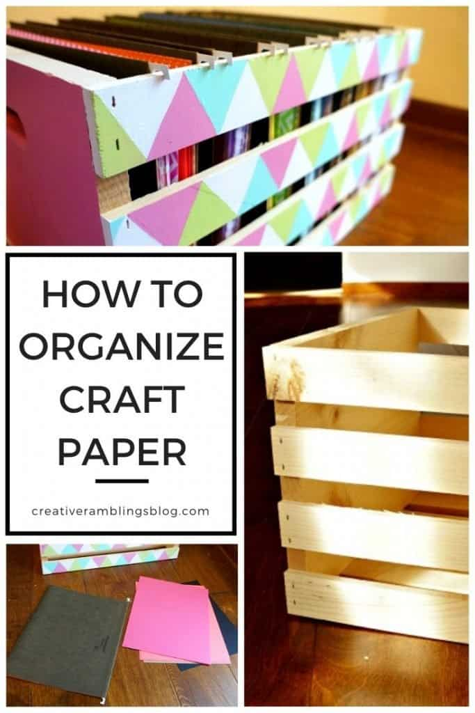 how-to-organize-scrapbook-paper