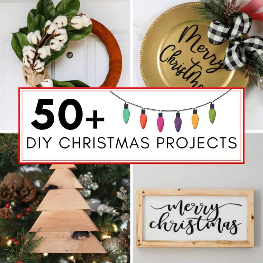 50 DIY Christmas projects you can make this year