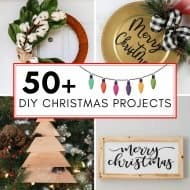 50 DIY Christmas Projects to Make This Year
