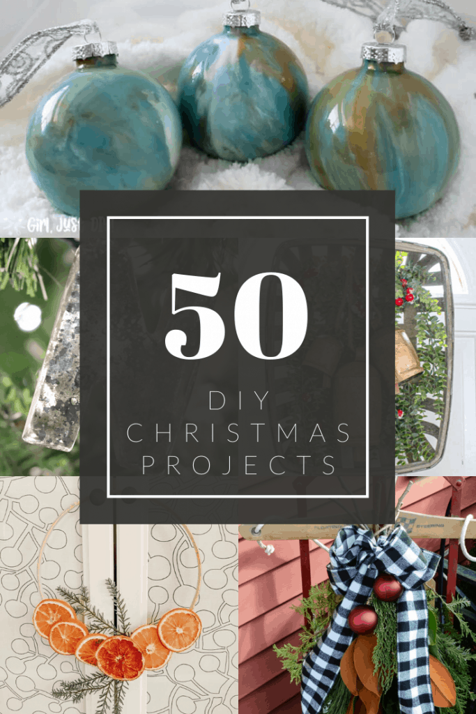50 DIY Christmas projects 1