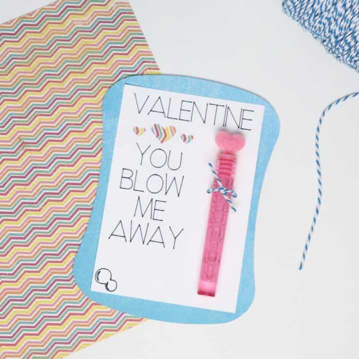 Bubble Valentine - Creative Ramblings