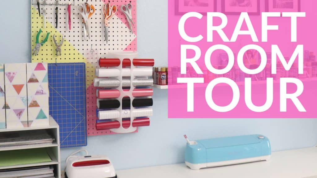 Craft room tour cover