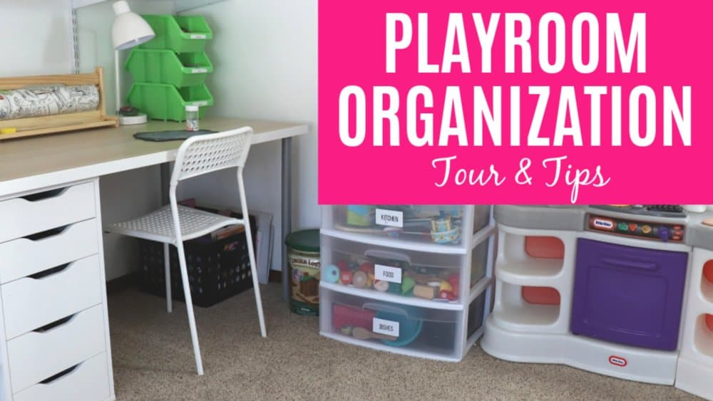 playroom organization cover