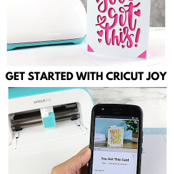 Get started with Cricut Joy