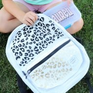 How to Personalize School Supplies for Back to School with Cricut