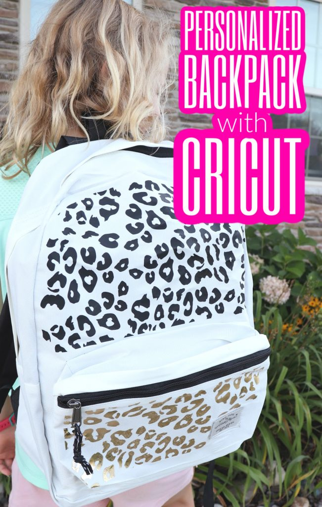 Back to School with Cricut