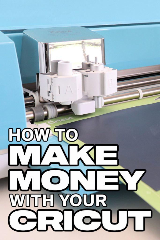How to make money with your Cricut