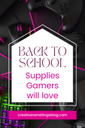 Back to school for gamers